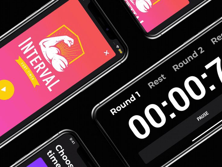 Fury Timer – A crossfit timer by Dmitry Kurash  Fury timer is a timer for crossfit athletes, fitness and interval trainings. It's absolutely free to use on the appstore. Look for Fury Timer on the appstore.