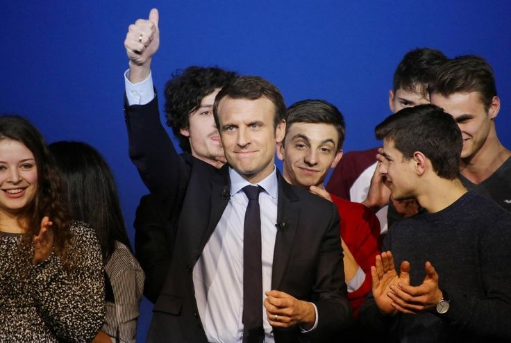 Umfrage in Frankreich: astro snake Macron lieg klar vor Le Pen http://www.faz.net/aktuell/politik/ausland/umfrage-in-frankreich-macron-lieg-klar-vor-le-pen-14899735.html