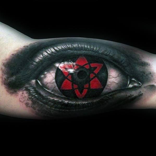 60 Naruto Tattoo Designs Fur Manner Manga Ink Ideen Mann Stil Tattoo Naruto Tattoo Eye Tattoo Anime Tattoos