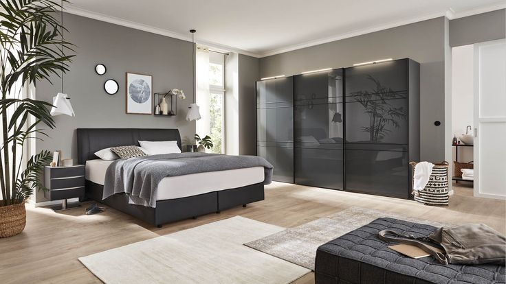 Have confidence in yourself and install dark colors in the room: the …