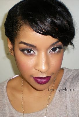 Beauty By Lee: ♡Romantic Holiday Makeup Tutorial
