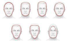 Los mejores cortes de cabello para hombres de acuerdo a tu tipo de rostro
