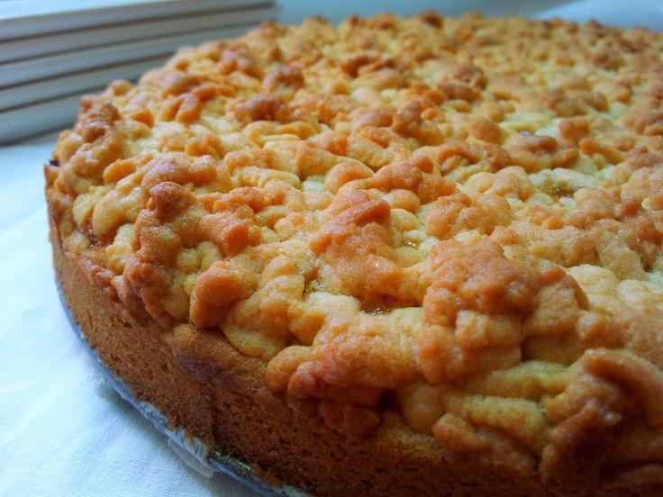 Před pár dny jsem dělala meruňkovou marmeládu, a protože jsem ji chtěla hned vyzkoušet, spáchala jsem Mabroushi (arabský strouhaný kolá...