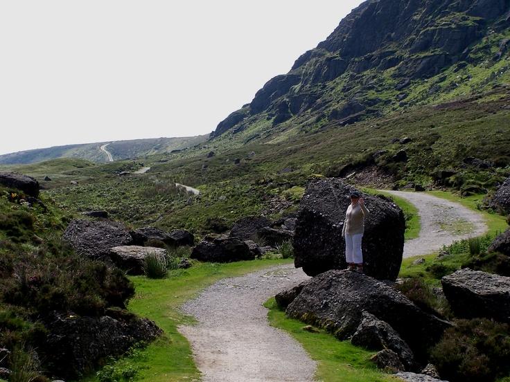wandelen in ierland