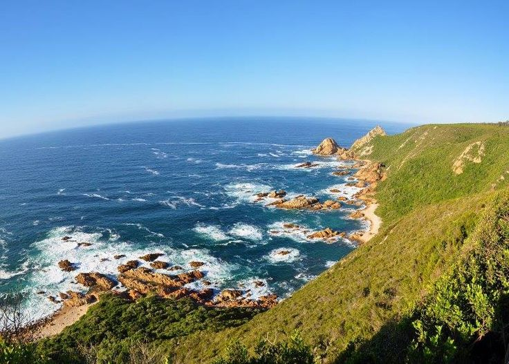 Breathtaking views for the Garden Route coast line www.earp.co.za