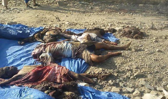 massacre_mawza1  L'ONU A LA BOTTE DES NEOCONS DES USA  NE FAUT  LEUR TRAVAIL DE PROTECTION DES CITOYENS DE LA PLANÈTE  JE LES PLAINT