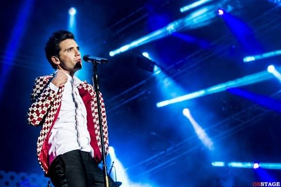 Mika - Nutella gig live in Naples, May 18 2014