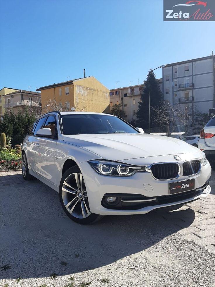 VENDUTA🏁 BMW Serie 3 320d XDRIVE Sport Line anno 2015 140