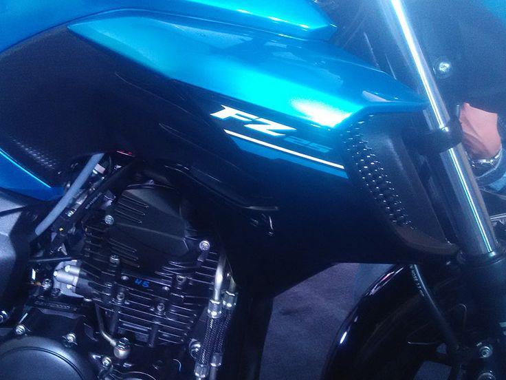 Yamaha FZ25 250cc Motorcycle launched in India at Rs 1.2 Lakhs https://blog.gaadikey.com/yamaha-fz25-250cc-motorcycle-launched-in-india/