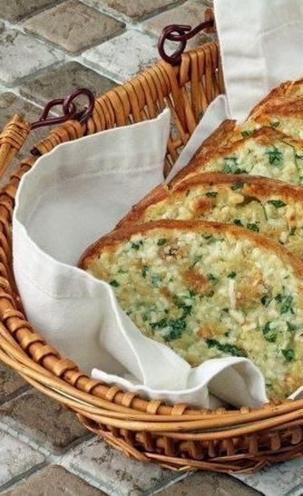 Запеченный хлеб с сыром и чесноком Вам потребуется:Запеченный хлеб с сыром и чеснокомЗапеченный хлеб с сыром и чесноком1/2 чашки сливочного масла, размягченного до комнатной температуры...