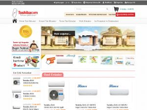 Toshibacim.com (E-ticaret)