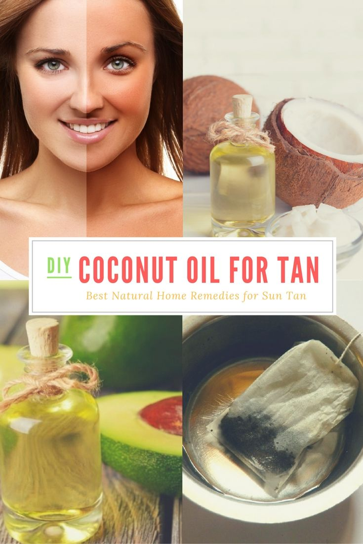 Here are some of the benefits which you get from coconut oil and thus makes it as the best alternative to your sunscreens.