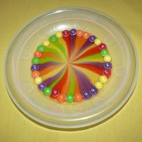 Skittles - cukríková dúha