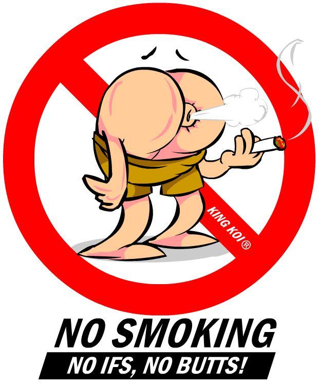 Make smoking history, no ifs, no butts.