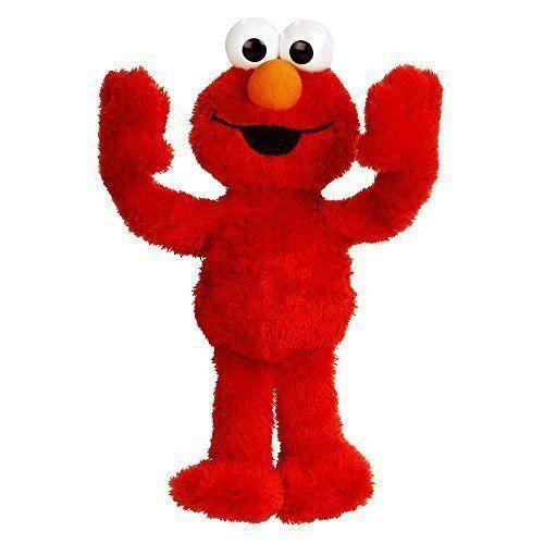 Sesame Street My Peek A Boo Elmo Toy  