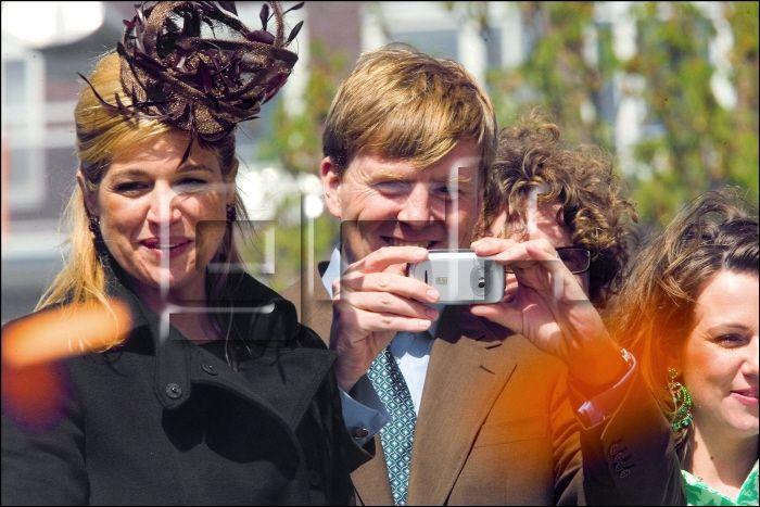 04/29/2006. Netherlands: Queen's day in Zeewolde-Almere.