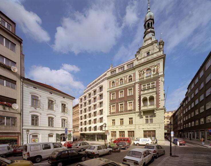 Hotel Josef Prague, Czech Republic
