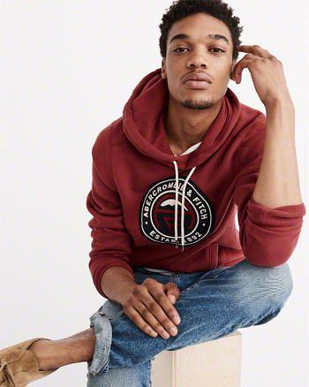 Mens Hoodies & Sweatshirts | Abercrombie & Fitch