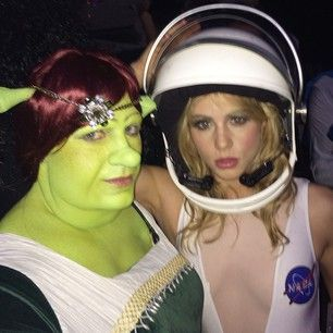 "Haynes recently went to a Halloween party in his ""dream costume."" 