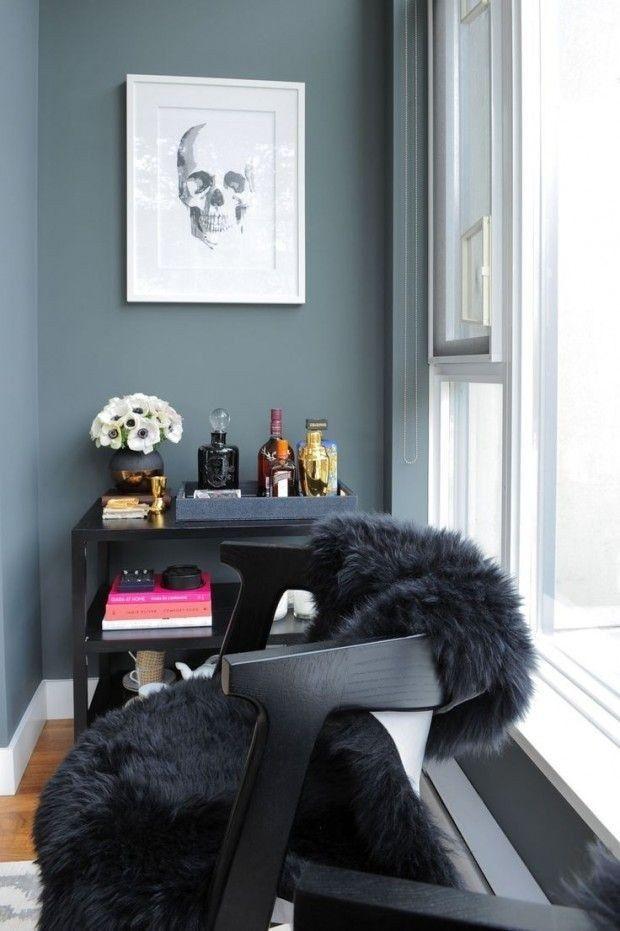 21 dicas de decoração para uma casa gótica suave