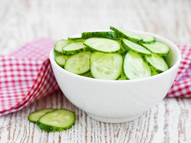 Cucumber Diet: 3 Days 3 Weight Loss Diet!