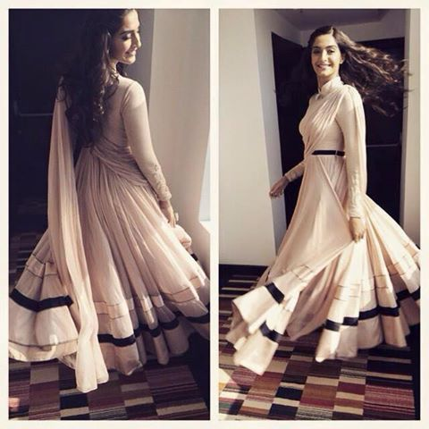 sonam for dolly ki doli promotions