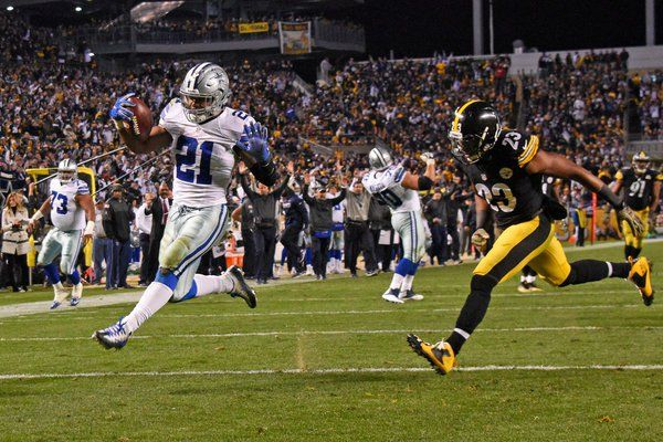 NFL Scores: Dallas Cowboys' Win Over Steelers Ends QB Controversy - NYTimes.com