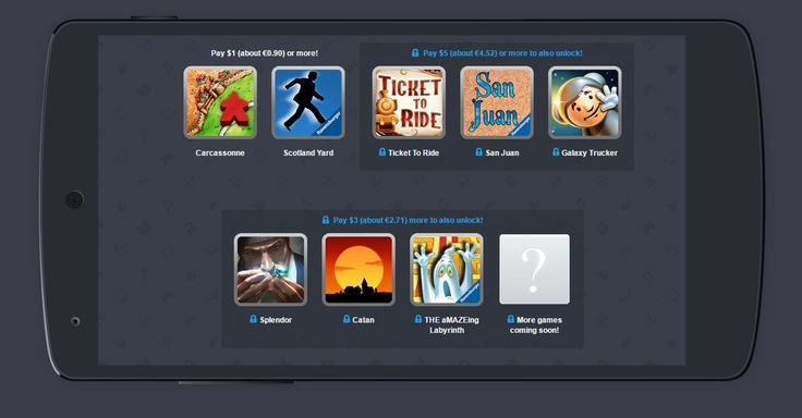 New Humble Mobile Bundle Features Board Games #android #google #smartphones