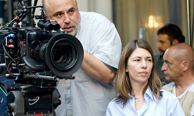 Sofia Coppola: female directors and production staff rare