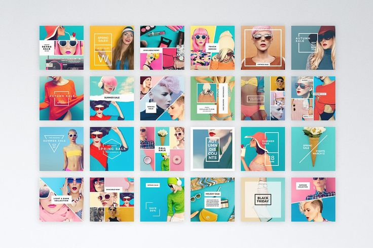 Instagram Commerce Pack by Tugcu Design Co. on @creativemarket