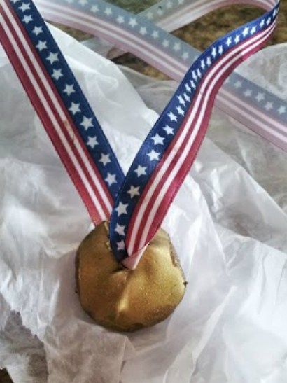 Chocolate Gold Medal