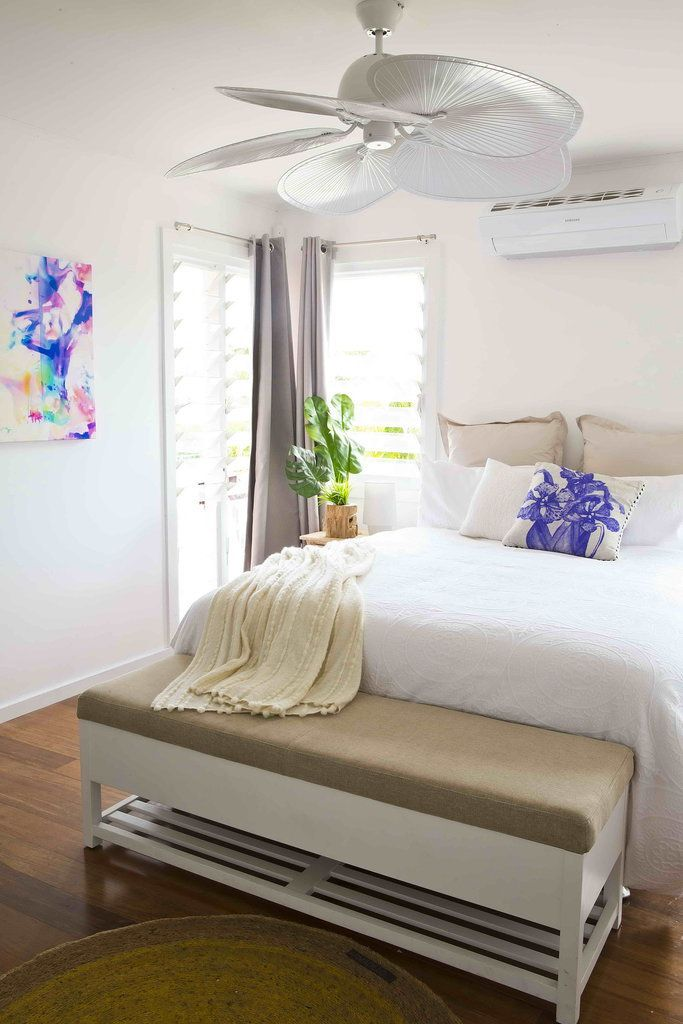 Gorgeous re-do bedroom from Maddi & Lloyd - House Rules