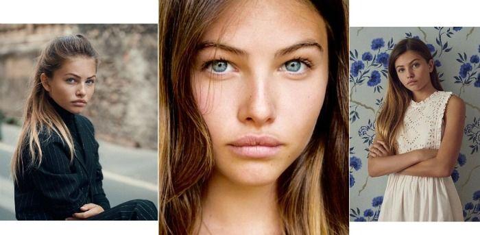 Τη στιγμη που θα τελειωσεις την αναγνωση του αρθρου η Thylane Blondeau θα ειναι super model