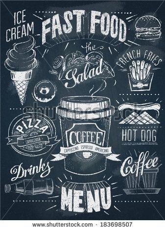 Handmade Black Board Ideas :Dessin Cuisine Photos et images de stock  https://diypick.com/home-decor/decorative-objects/diy-board/handmade-black-board-ideas-dessin-cuisine-photos-et-images-de-stock/