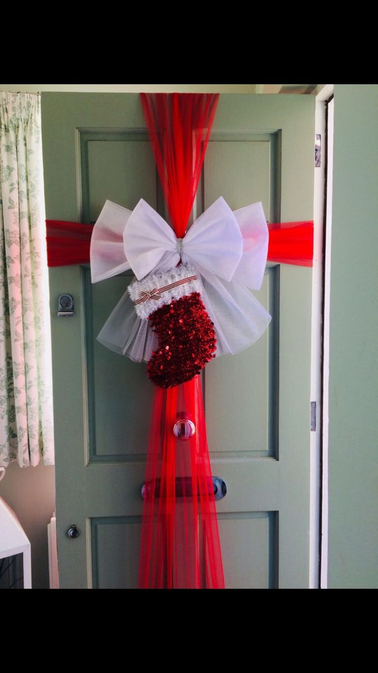 Find this Pin and more on Door bows by clarke8099. & 29 best Door bows images on Pinterest