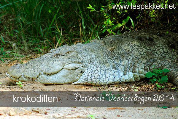 Krokodillen – lestips Nationale Voorleesdagen 2014