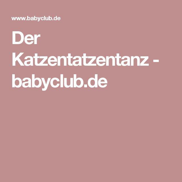 Der Katzentatzentanz - babyclub.de