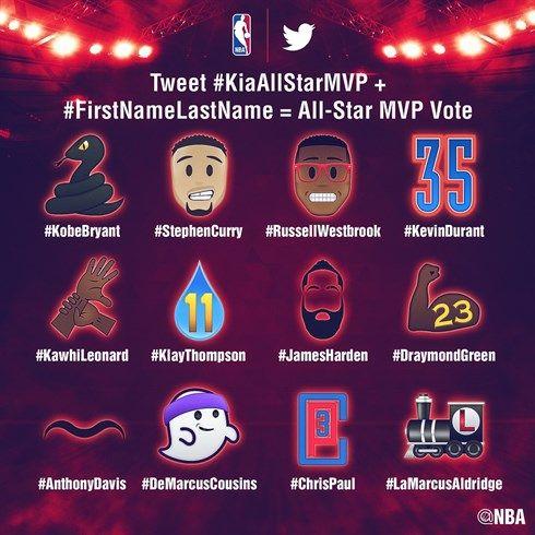 Kia NBA All-Star Emojis Friendly Kia of New Port Richey Clearwater Spring Hill Tampa Trinity FL