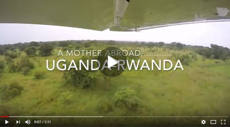 Mother Abroad: Incredible GoPro footage through the heart of Uganda