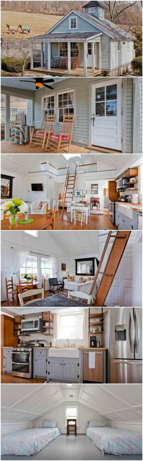 25 best Tiny house bedroom ideas on Pinterest