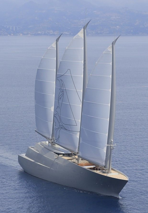 Sailing Yacht A | Nobiskrug Superyachts | YACHT LIFE