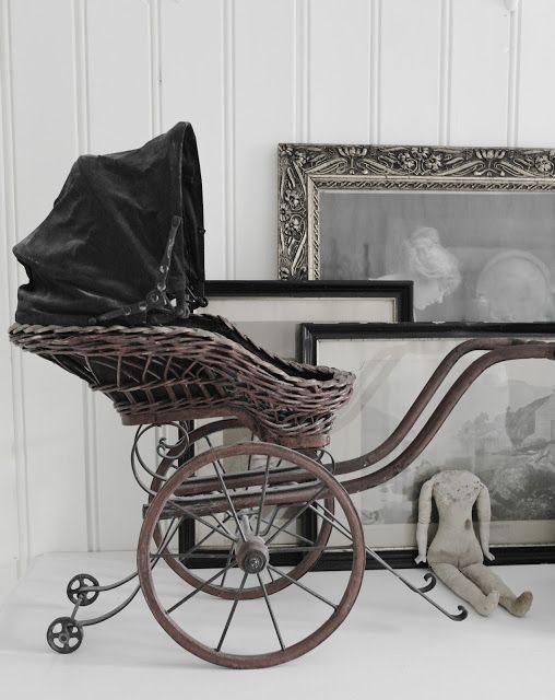 98 Best Vintage Baby Strollers Love Em Images On