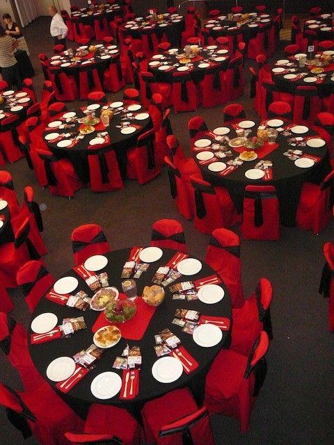 Red & Black @Bonnyrigg Function Centre