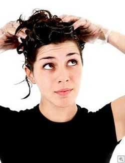 how to get rid of semi permanent hair dye quickly