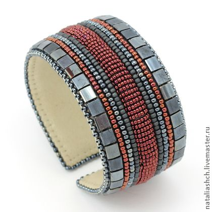 #beadwork Браслеты ручной работы. Ярмарка Мастеров - ручная работа Браслет. Handmade.