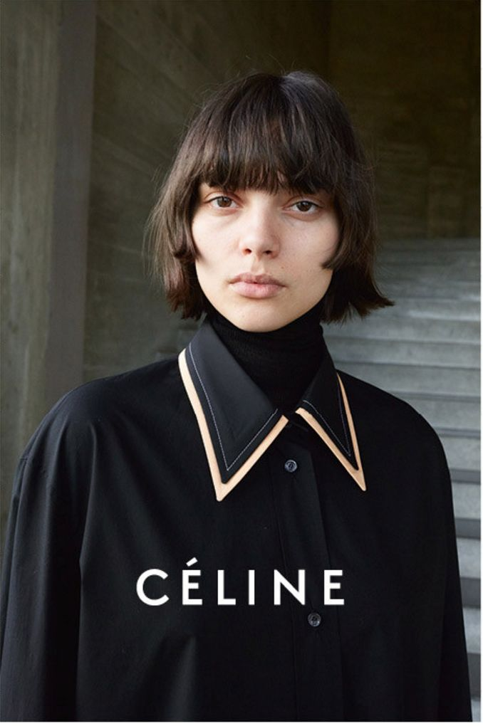 Jurgen Teller for Celine.