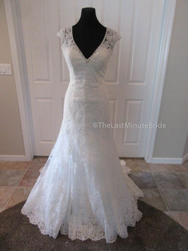 Allure Bridals 2862 from The Last Minute Bride