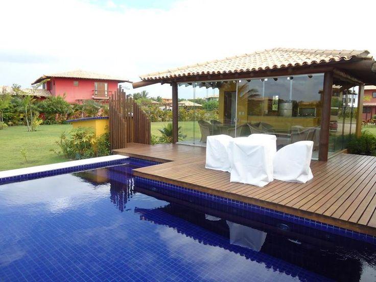 Costa do Sauípe, Bahia, Brasil - Casa de alto padrão à venda.