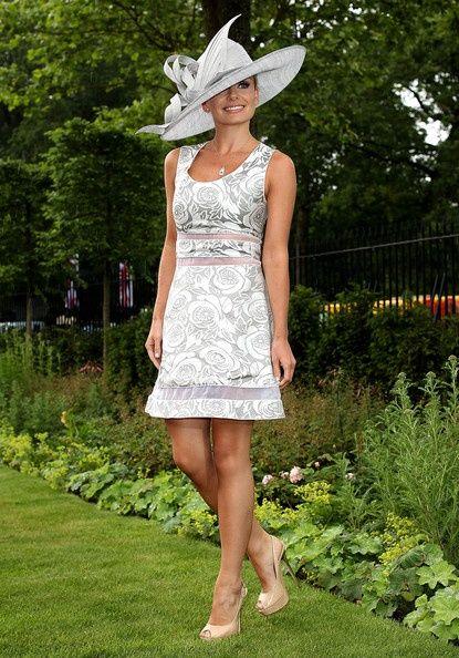 #race #day #fashion; #dress #spring #formal