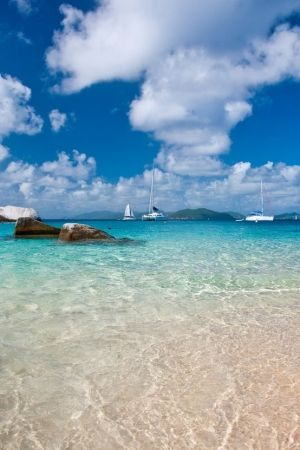 Wow!  That water is so clear! St. Croix, US Virgin Islands